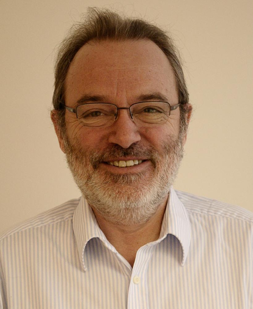 Portrait Of Mark Bide